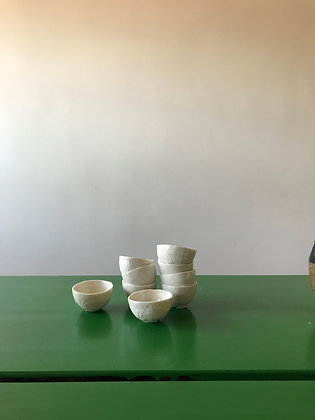 Natural Selection Ceramics, 'Lemon Cups' 2020