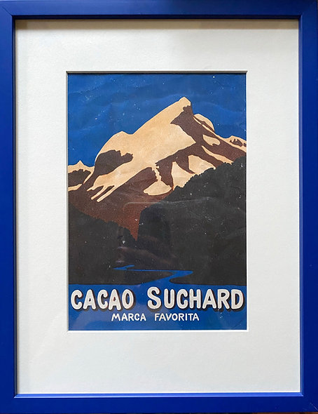 Cacao Suchard Print