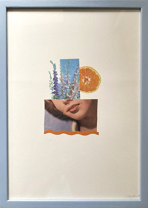 Molly Blunt, 'Citrus Thoughts' 2021