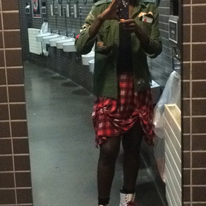 Being a punk of color