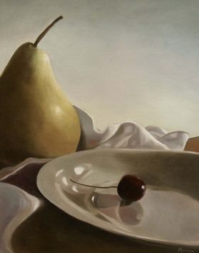 Pear & Cherry