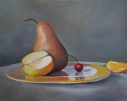 Pear, Apple & Cherry