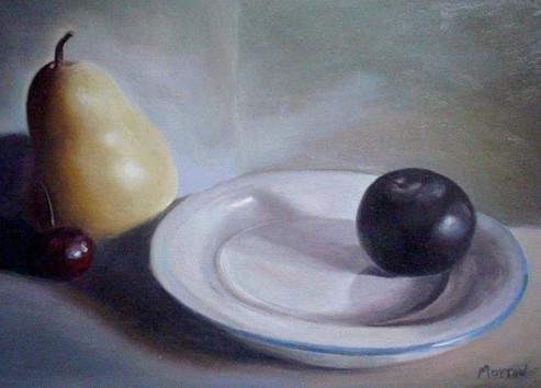 Pear & Plum
