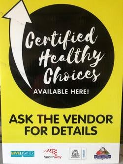 Healthy Vendor