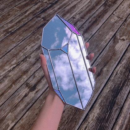 aura crystalline mirror