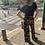 Thumbnail: מכנסי רטרו שחור יפני