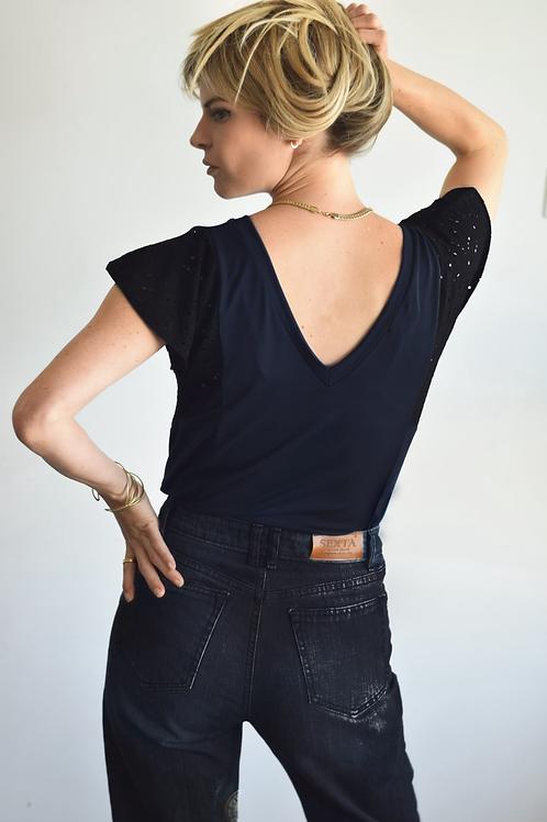 חולצת קנטקי שחור