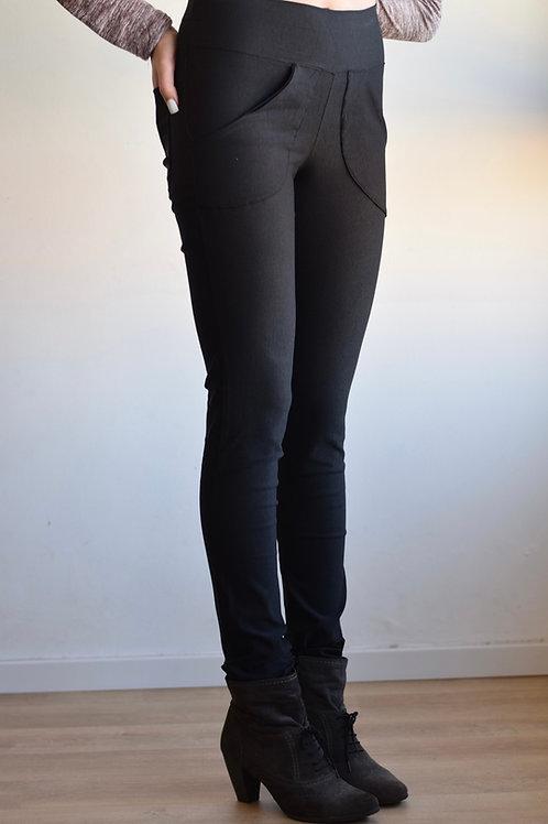 מכנסי בליס שחור
