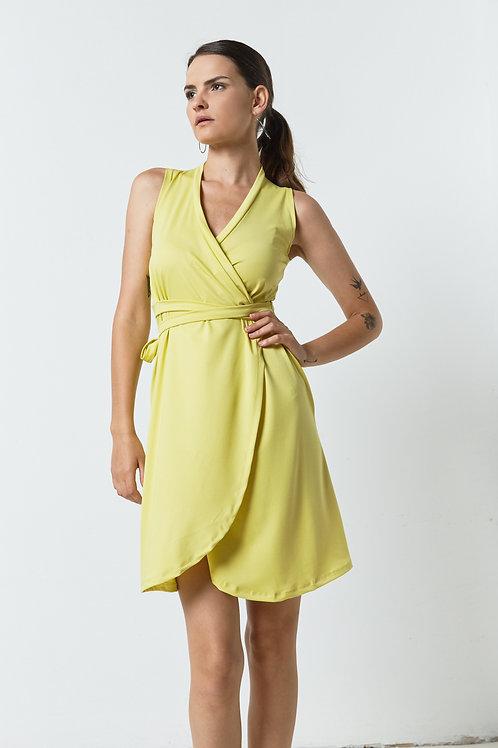שמלת מעטפת קיץ