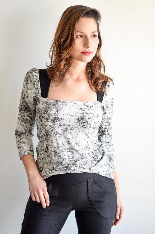 חולצת לורה שיש