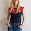 Thumbnail:  חולצת אריזונה כחול אדום