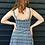 Thumbnail: שמלת טנסי שחור/לבן