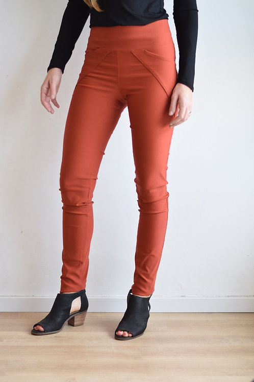 מכנסי סופר סקין בריק