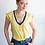 Thumbnail: חולצת בוסטון צהוב