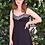 Thumbnail: שמלת טנסי שחור/מנומר