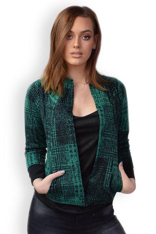 הז'קט המושלם ירוק