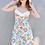Thumbnail: שמלת טנסי פרחוני