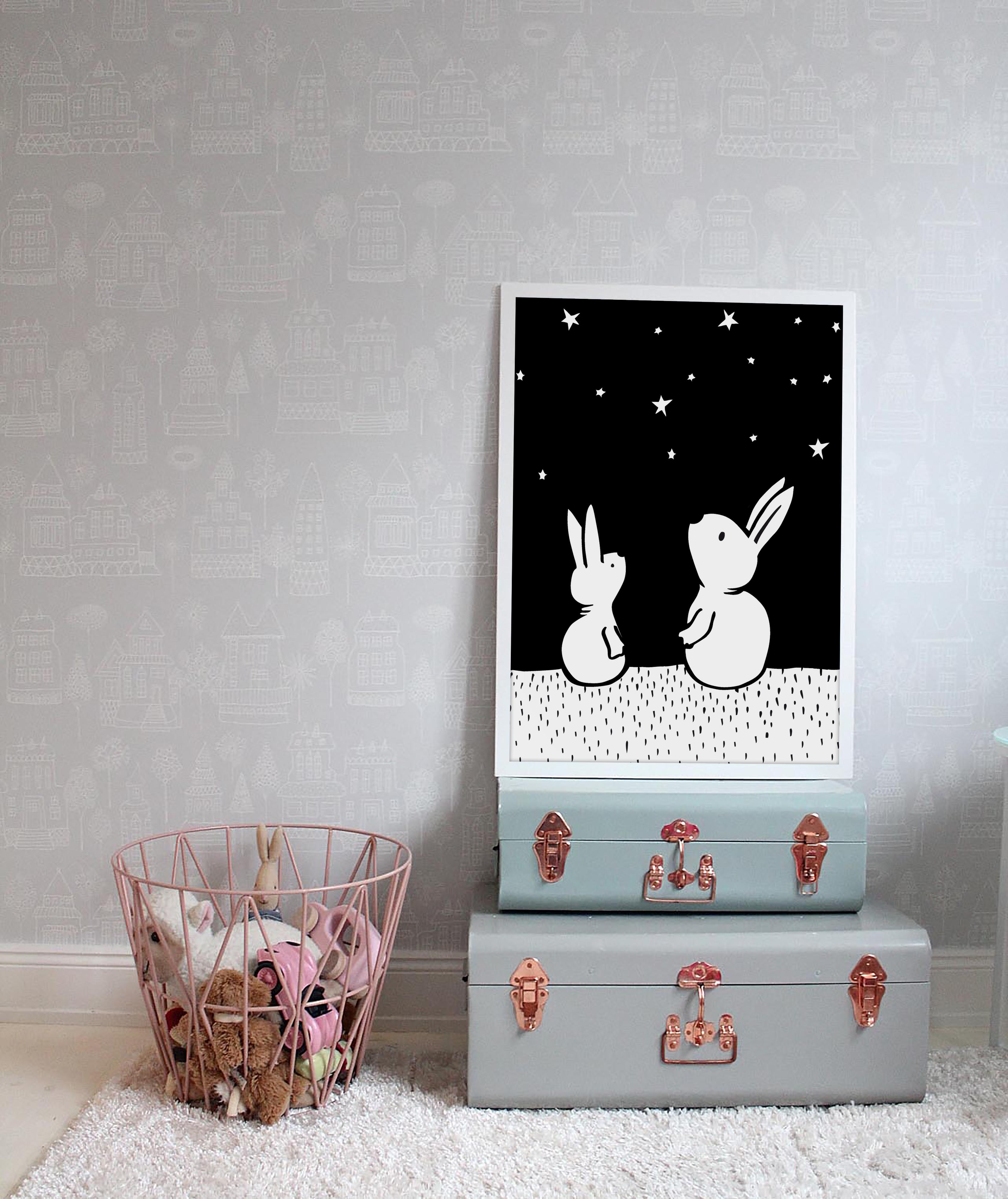 Bunny Evening