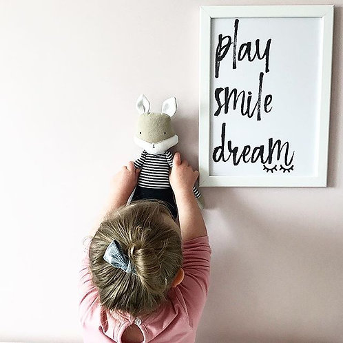 PLAY. SMILE. DREAM
