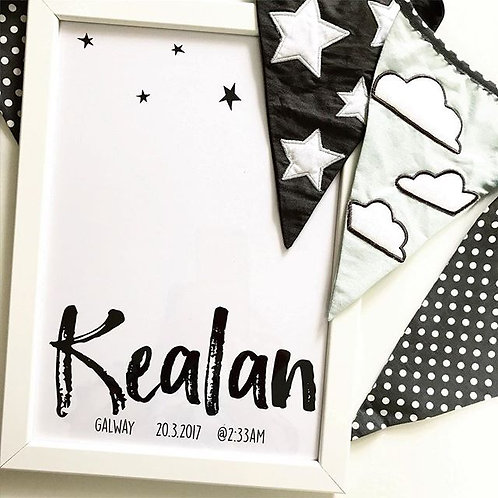KEALAN   Custom Print