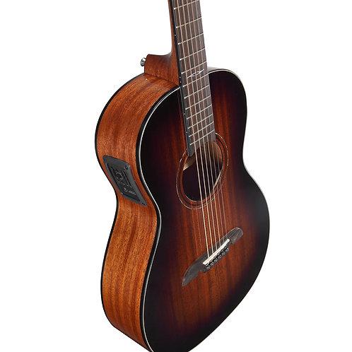 Alvarez AP66ESHB Parlor Acoustic Electric Guitar