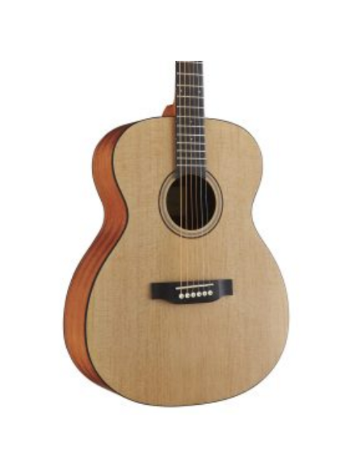 Austin AA25OS Orchestra Body Acoustic Guitar