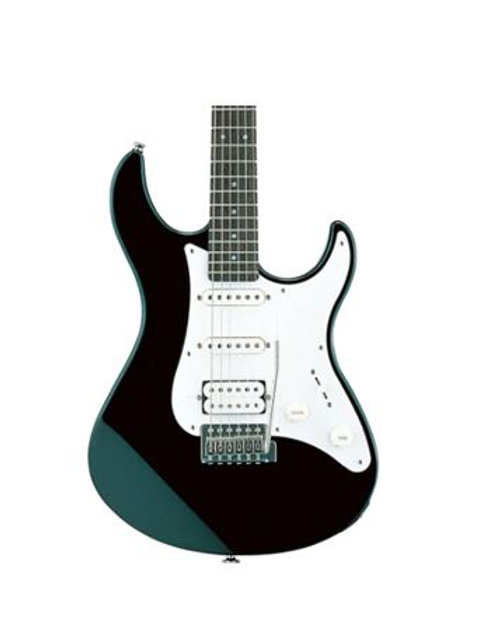 Yamaha PAC112J Pacifica Electric Guitar - Black