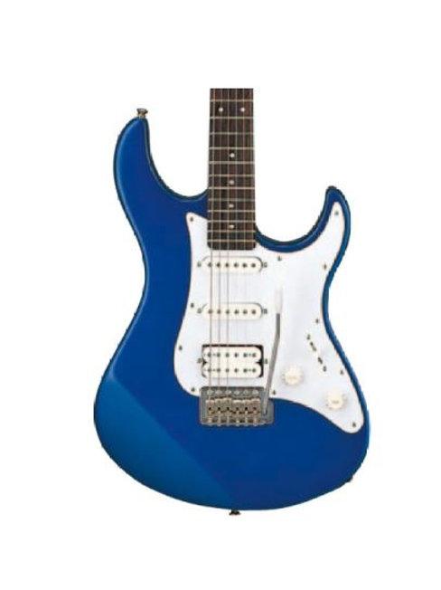 Yamaha PAC012 Metallic Dark Blue Pacifica Electric Guitar