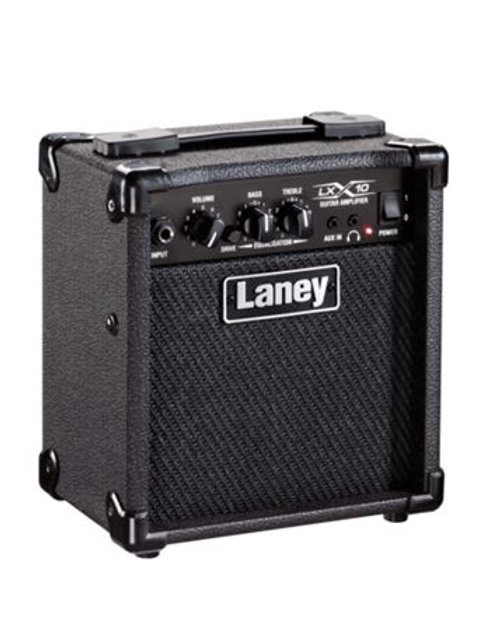 Laney LX10 Practice Guitar Amplifier, 10 Watt