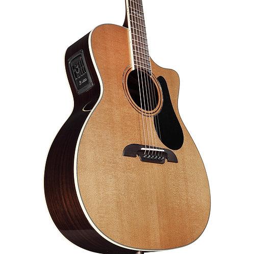 Alvarez AG75WCE Grand Auditorium Acoustic Electric Guitar