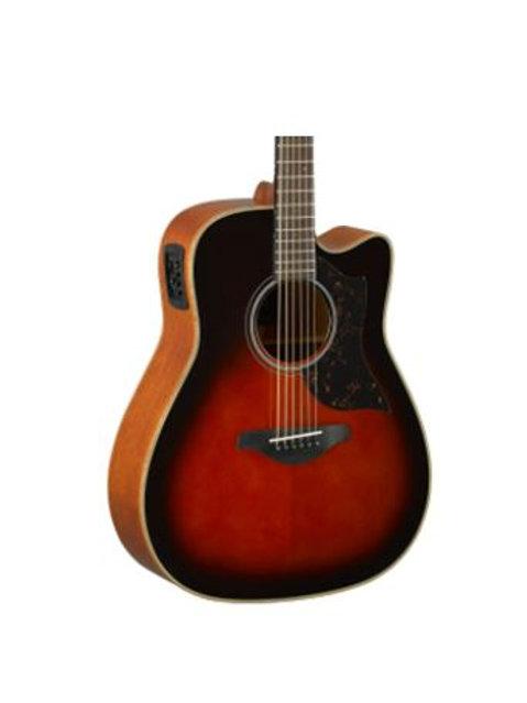 Yamaha A1M-TBS Acoustic Electric Guitar