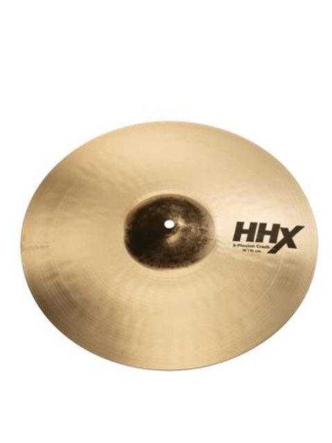 "Sabian 11687XB 16"" HHX X-Plosion Crash Cymbal"