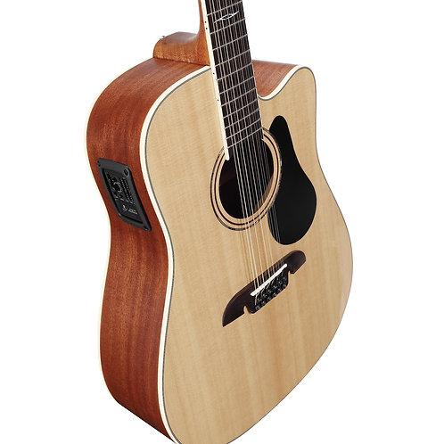 Alvarez AD60-12CE 12 String Acoustic Guitar