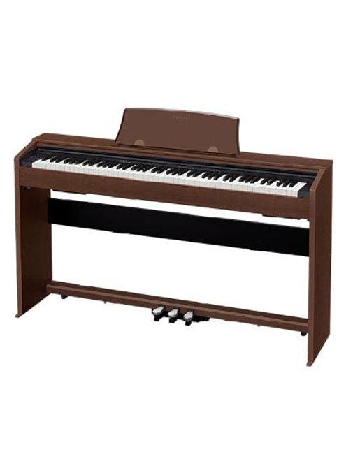 Casio Privia PX770BN Digital Piano, Oak Tone Finish