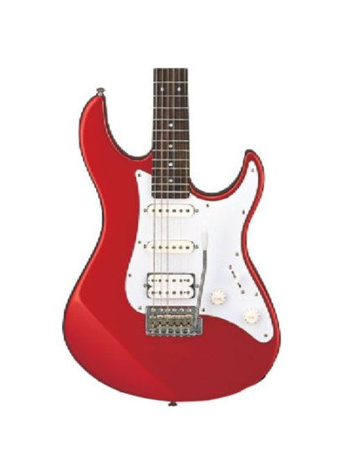 Yamaha PAC012 Metallic Red Pacifica Electric Guitar