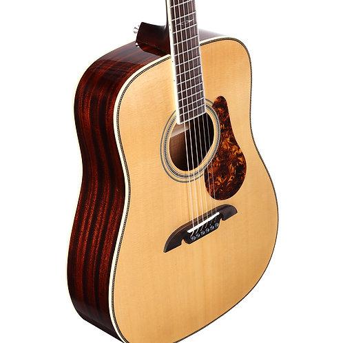 Alvarez MD60EBG Masterworks Blue Grass Acoustic Electric Guitar