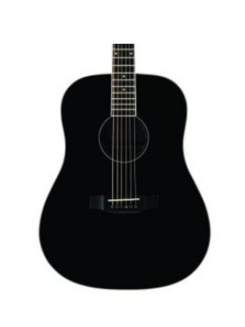 Austin AA25-DBK Acoustic Guitar