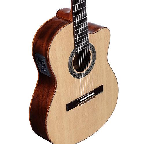 Alvarez CC7HCE Classical Electric Guitar