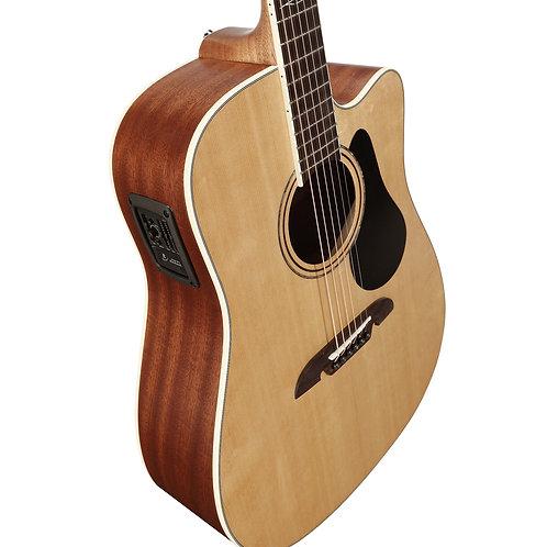 Alvarez AD60CE Acoustic Electric Guitar