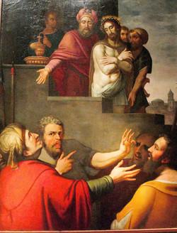 Presentació de Jesús. Ecce Homo