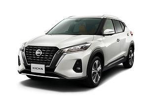 Nissan Kicks Advance CVT