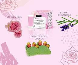 Růžový kolagen– krásná pleť, vlasy, nehty a zdravé klouby.