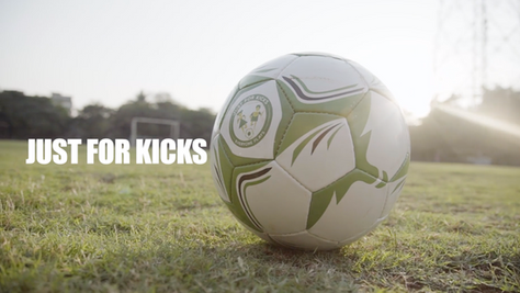 Just for Kicks: Non profit