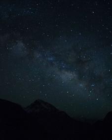 Starry night in Demul