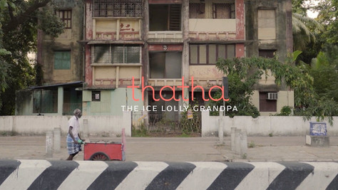 Thatha | The Ice Lolly Grandpa