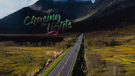 Chasing the Lights: A bicycle journey across Norway in search of the northern lights.