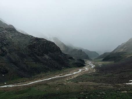 Middle earth. Kaza to Manali.