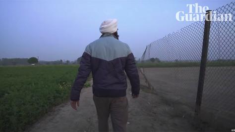The Guradian | Feeding the Farmer Protest in India