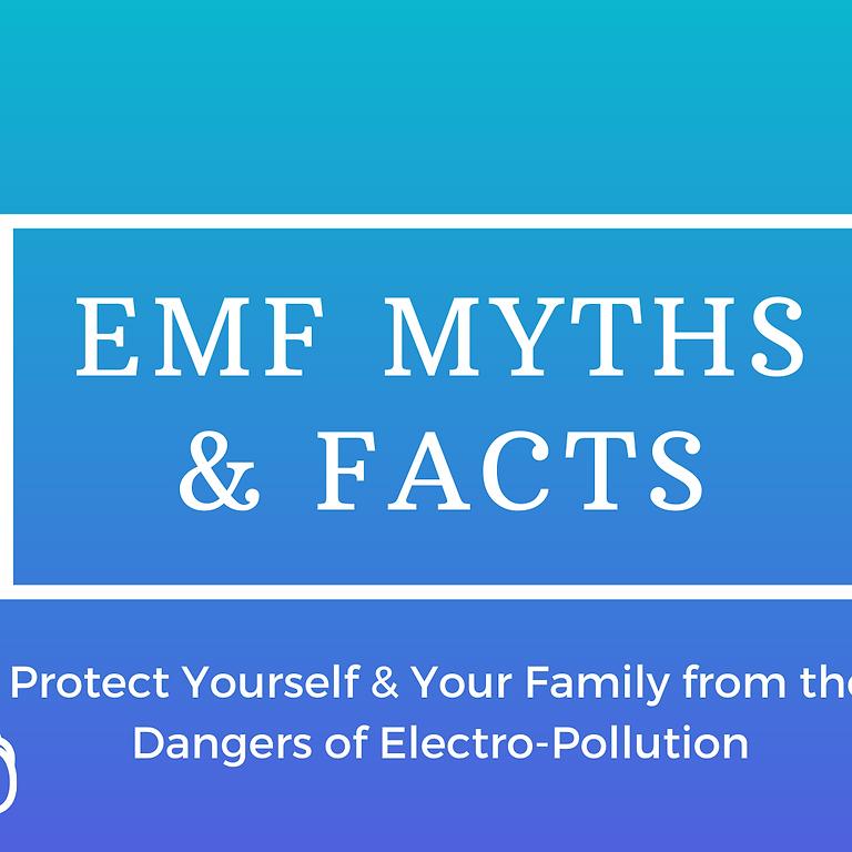 EMF Myths & Facts * One Day EMF Ambassador Training