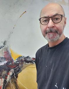Alain Talbot artiste peintre